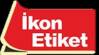ikon etiket logo